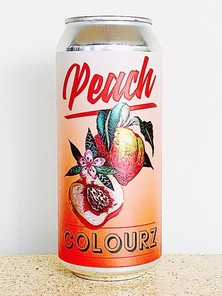 Bunker, Colourz Peach