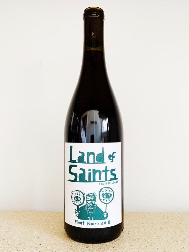 Land of Saints, Pinot Noir