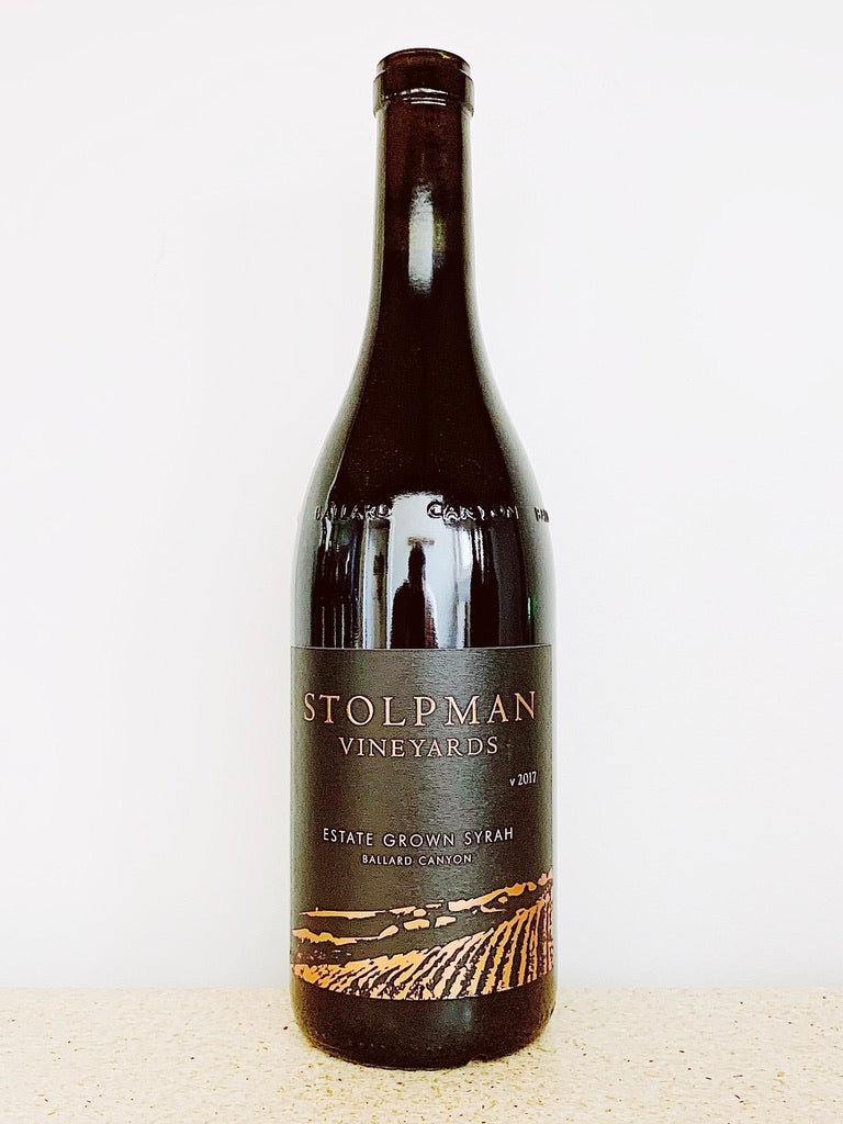 Stolpman Vineyards, Syrah