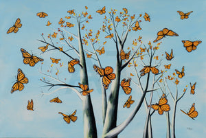 Monarchs In Motion