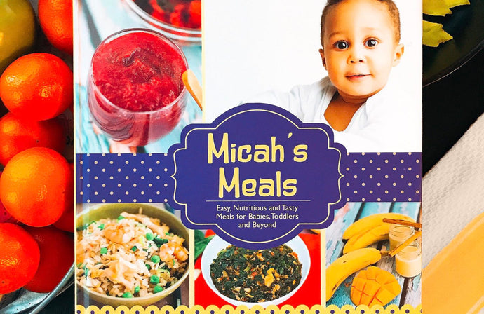Cookbook Review: African Food Recipes for Weaning Toddlers