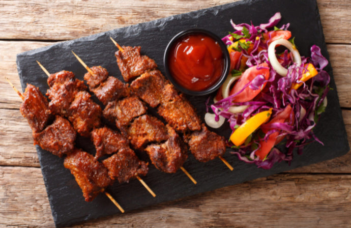 Two Ingredient Suya
