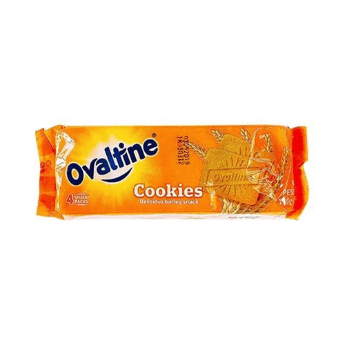 Ovaltine Malt Cookies