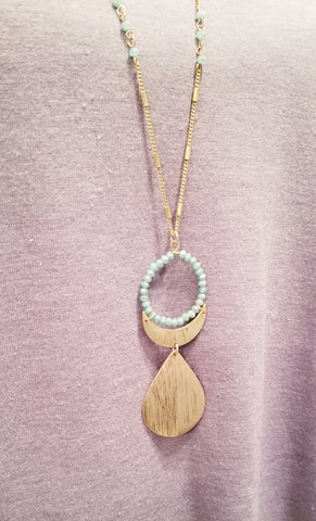 Long Lady Necklace