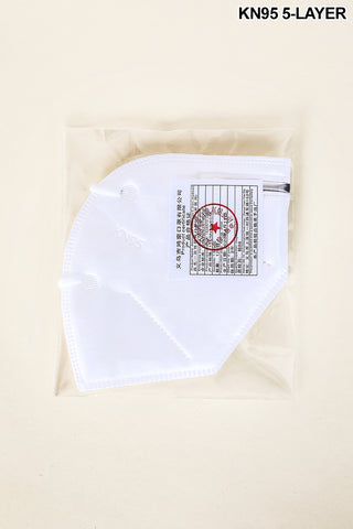 KN95 Disposable Face Mask 10/pack