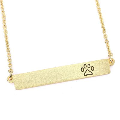Loving Paw Necklace