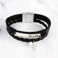 Magnetic Faith Bracelet