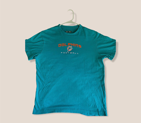 Vintage Embroidered Dolphins tee