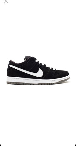 "Nike Dunk Low Black White ""2011"""