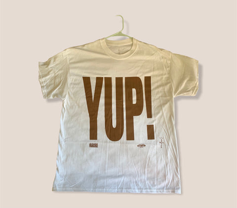 "Travis Scott ""Yup"" Tee"