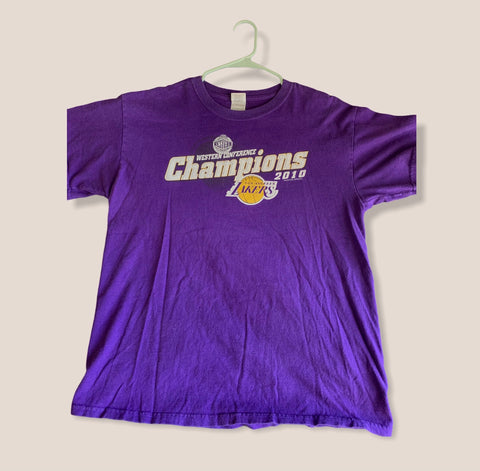 Vintage 2012 WCF Lakers Tee