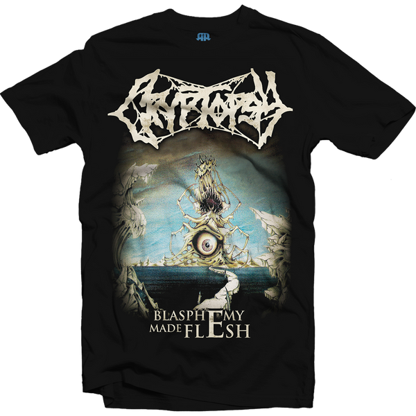 Cryptopsy - Blasphemy Made Flesh - Band-Brand
