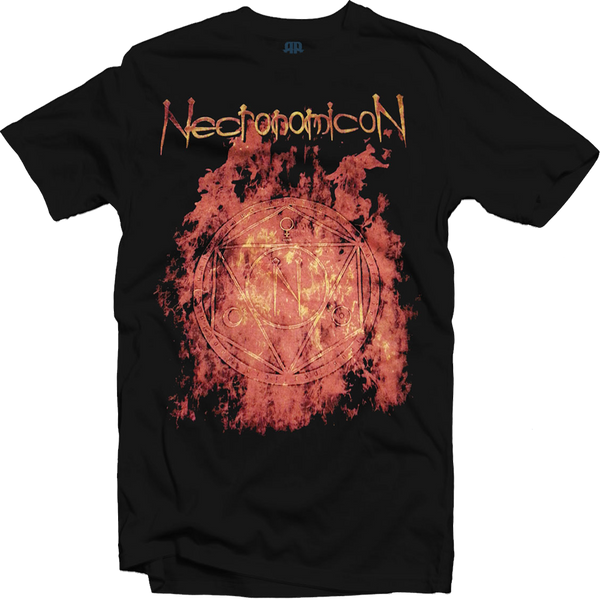 NecronomicoN - Flames - Band-Brand - 1
