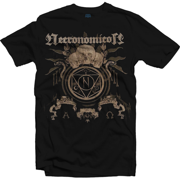 NecronomicoN - Skulls - Band-Brand - 1