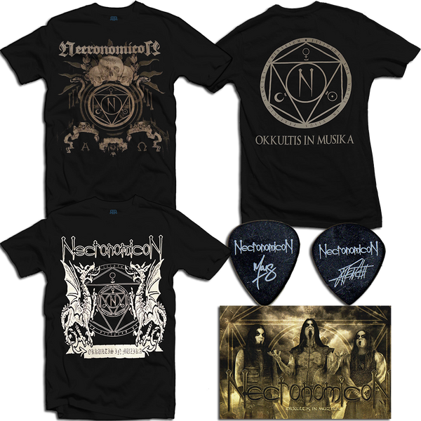 Necronomicon - Skulls & Dragons Bundle - Band-Brand