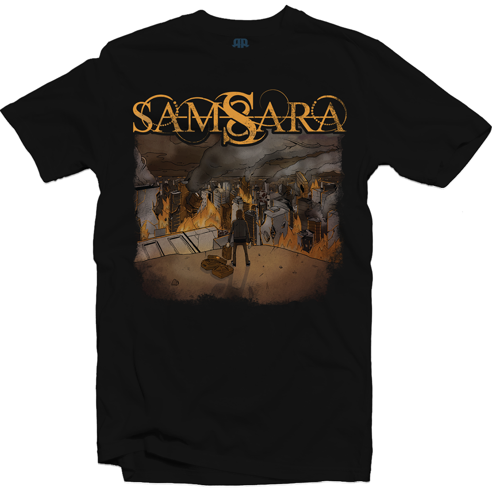 Samsara - Artwork - Band-Brand
