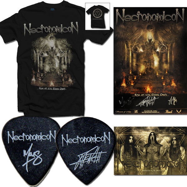 NecronomicoN - Rise of the Elder Ones - Bundle - Band-Brand