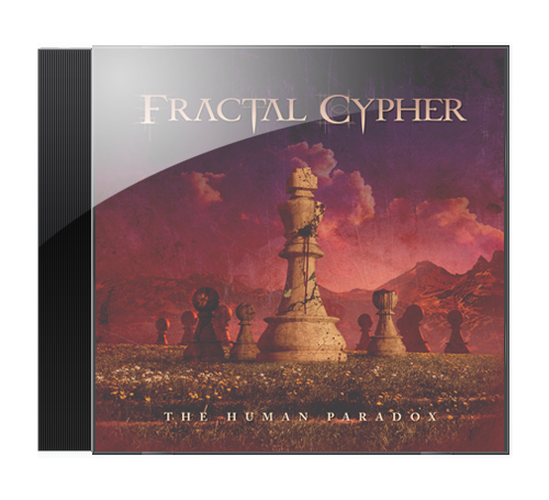 Fractal Cypher - The Human Paradox - Band-Brand