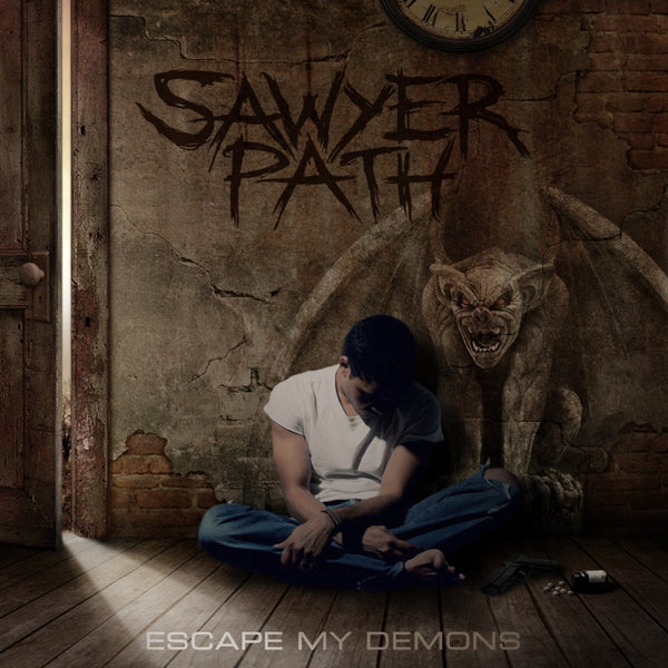 Sawyer Path - Escape My Demons EP - Band-Brand