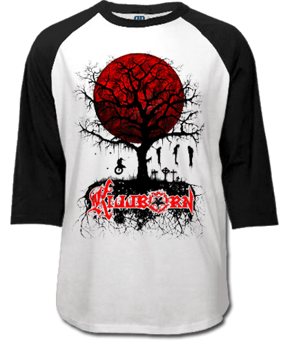 Killborn - Raglan Tee - Band-Brand