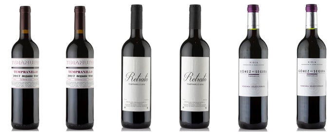 SELECCION TEMPRANILLOS + REGALO CD WINEMAN TEMPORADA 1