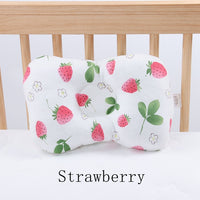 Muslinlife Baby Pillow Newborn Head Protection Cushion Baby Bedding Infant Nursing Pillow Toddler Sleep Positioner Anti Roll