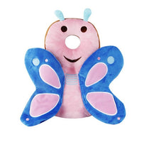 Cartoon Animal Baby Head Protection Pad Toddler Anti-fall Headrest Pillow