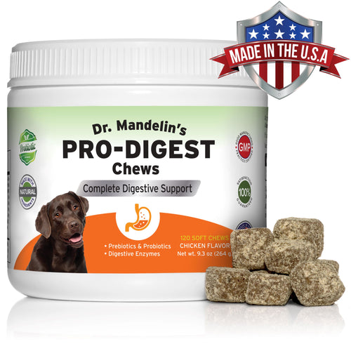 PRO-DIGEST Chews For Complete GI Tract Health And Immune System Support