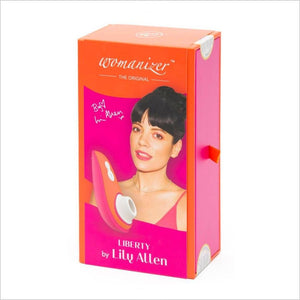 Lily Allen Womanizer Liberty - Rechargeable Clitoral Stimulator
