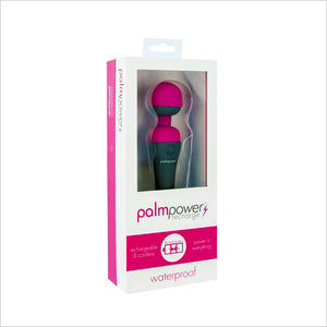 Swan Palm Power Rechargeable Massager