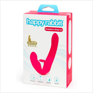 Lovehoney Happy Rabbit Vibrating Strapless Strap-On
