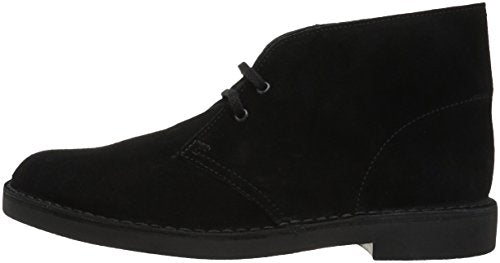 Clarks Men's Bushacre 2 Boot,Black Suede,11.5 M US
