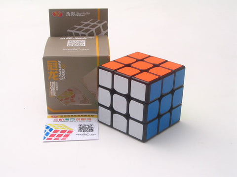 YJ Guanlong plus 3x3 cube 56mm