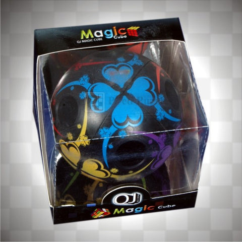 QJ Two-layer magic ball - PCubed Puzzles