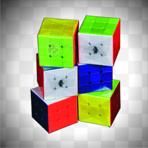 Cyclone boy 3x3 - PCubed Puzzles