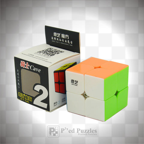 QiYi Cave 2x2 - PCubed Puzzles