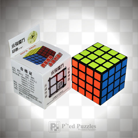YJ GuanSu 4x4 - PCubed Puzzles