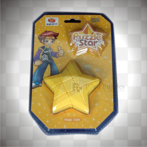 YJ star cube - PCubed Puzzles