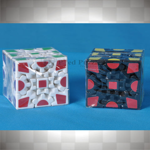 Three Layer Gear Cube V1 - PCubed Puzzles