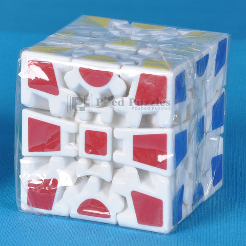 Three Layer Gear Cube V2 - PCubed Puzzles