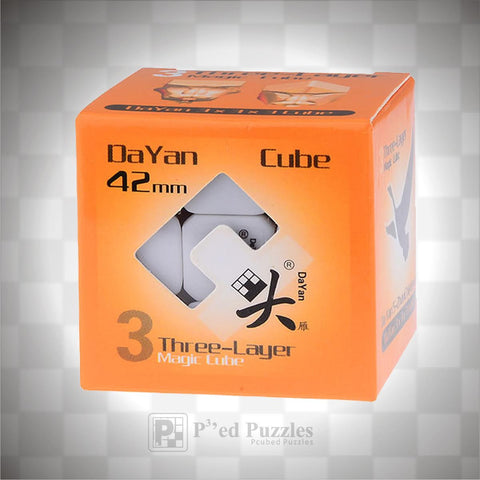 Dayan Mini Zhanchi 3x3 (42mm) - PCubed Puzzles