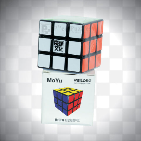 Moyu Weilong 3x3x3 V1 - PCubed Puzzles
