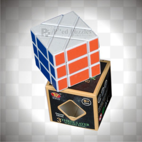 YJ Fisher cube - PCubed Puzzles