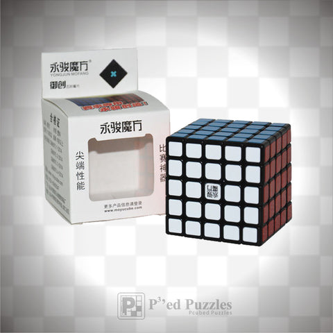 YJ YuChuang 5x5 - PCubed Puzzles