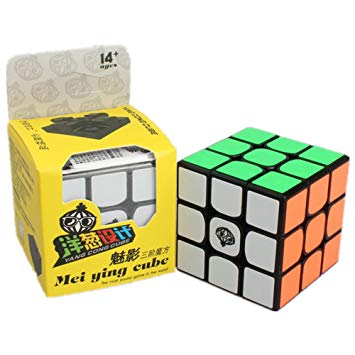 Moyu Cong's Design MeiYing 3x3 cube - PCubed Puzzles