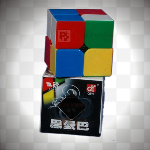 Qiyi 2x2 stickerless - PCubed Puzzles