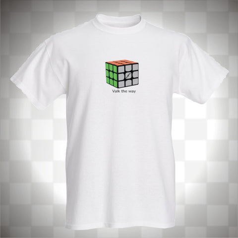 T-Shirt Collarless - PCubed Puzzles