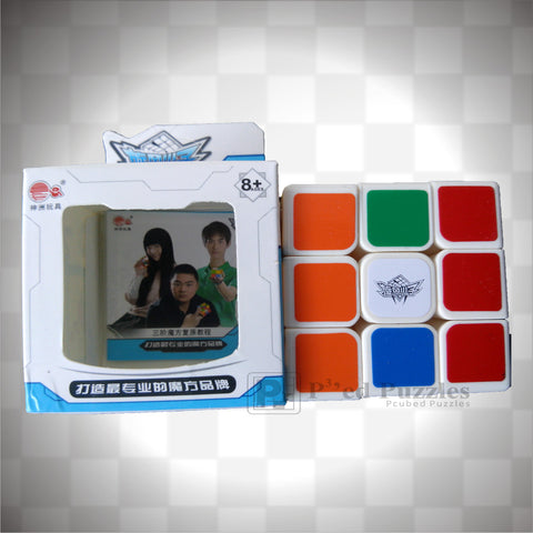 Cyclone Boys Feihong 3x3 - PCubed Puzzles