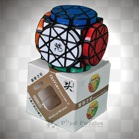 Dayan Wheel of Wisdom - PCubed Puzzles