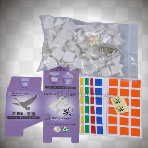 Dayan Zhanchi V5 57mm DIY - PCubed Puzzles